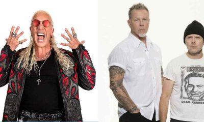 Dee Snider Metallica