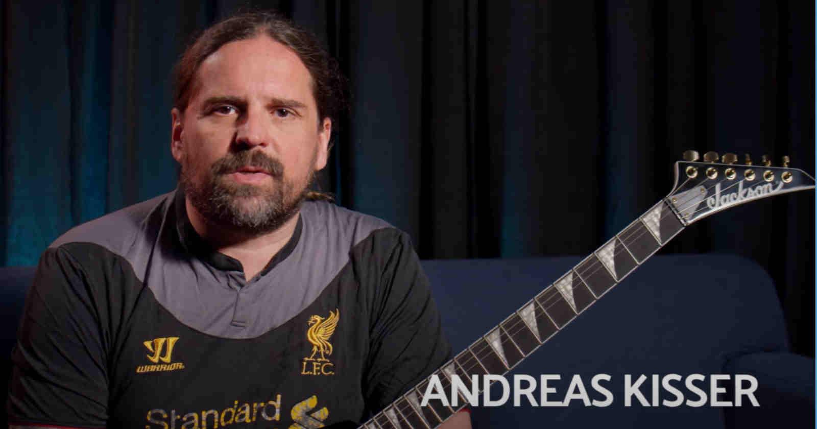 Andreas Kisser