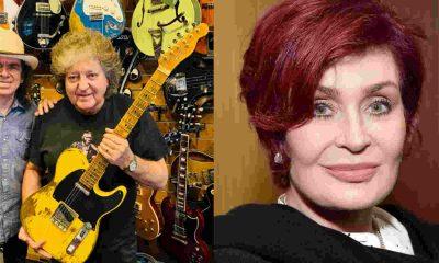 Bob Daisley Sharon Osbourne