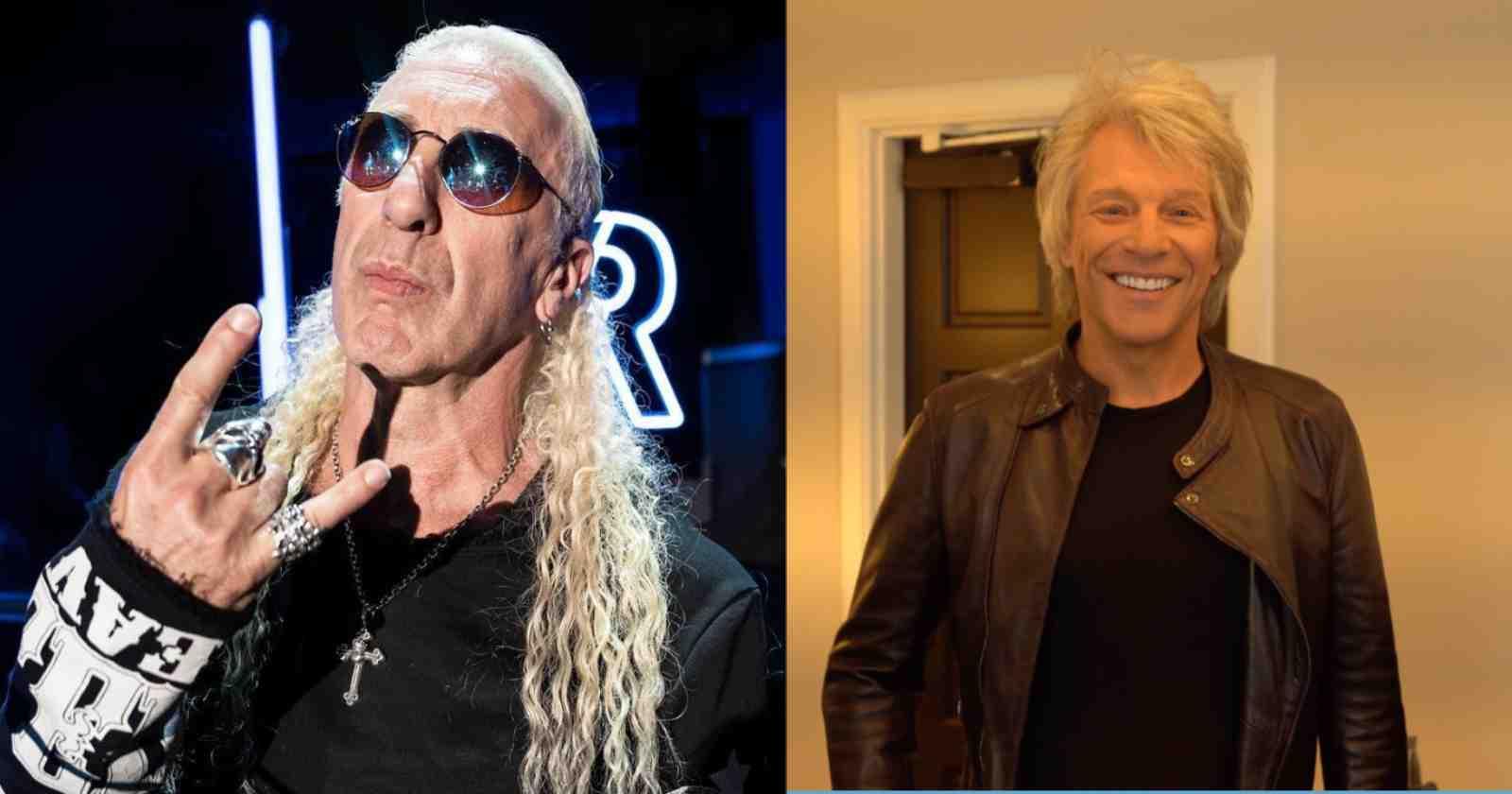 Dee Snider Bon Jovi