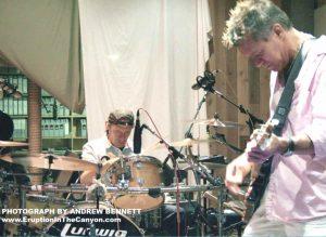 Eddie Van Halen Alex