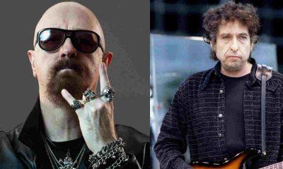 Rob Halford Bob Dylan