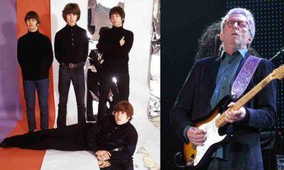 Beatles Eric Clapton