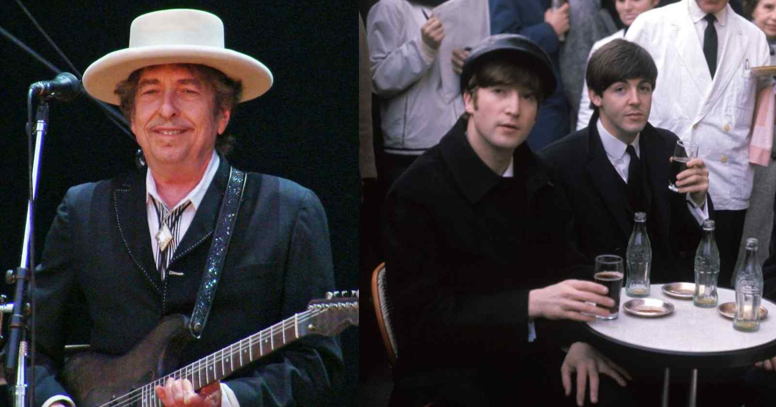 Bob Dylan Beatles