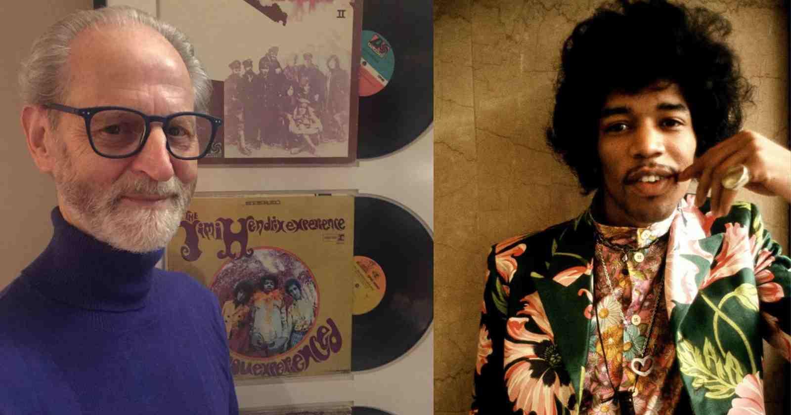 Eddie Kramer Hendrix