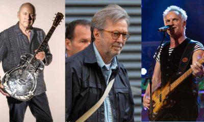 Eric Clapton Mark Knopfler