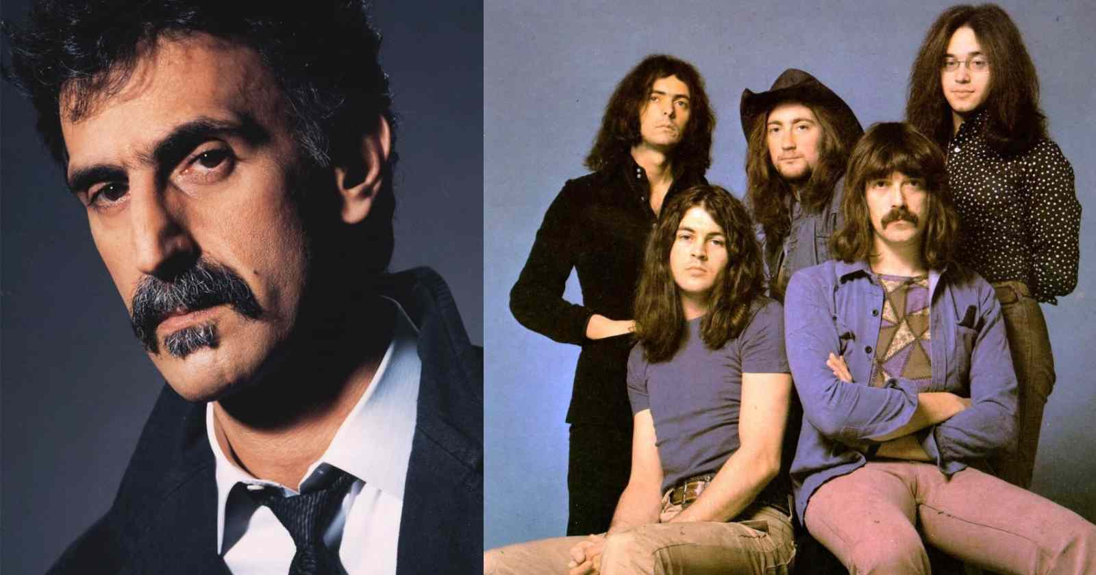 Frank Zappa Deep Purple