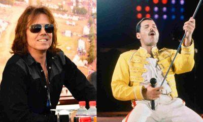 Joey Tempest Freddie Mercury