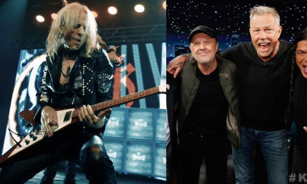 KK Downing Metallica