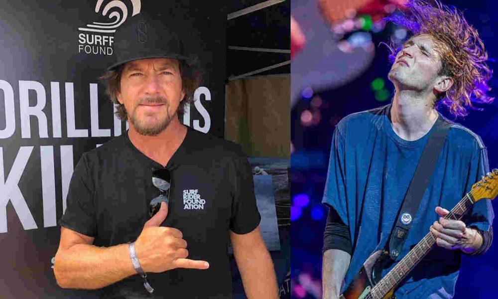 Pearl Jam Josh Klinghoffer
