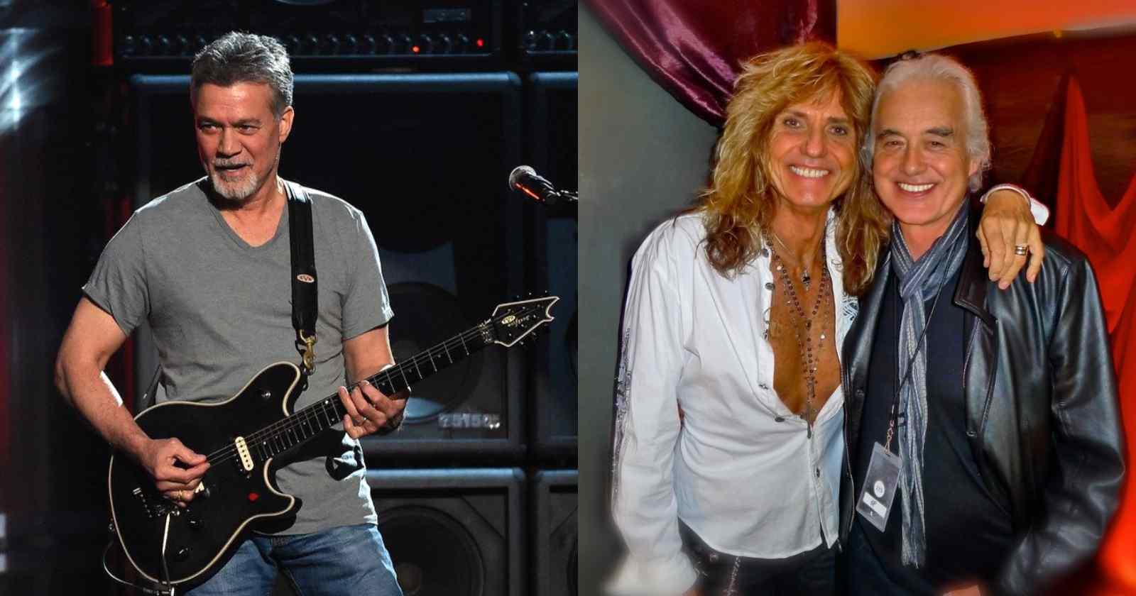 Van Halen Coverdale