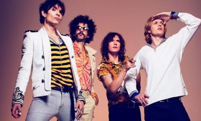 """Hear New The Darkness Song """"Solid Gold"""""""