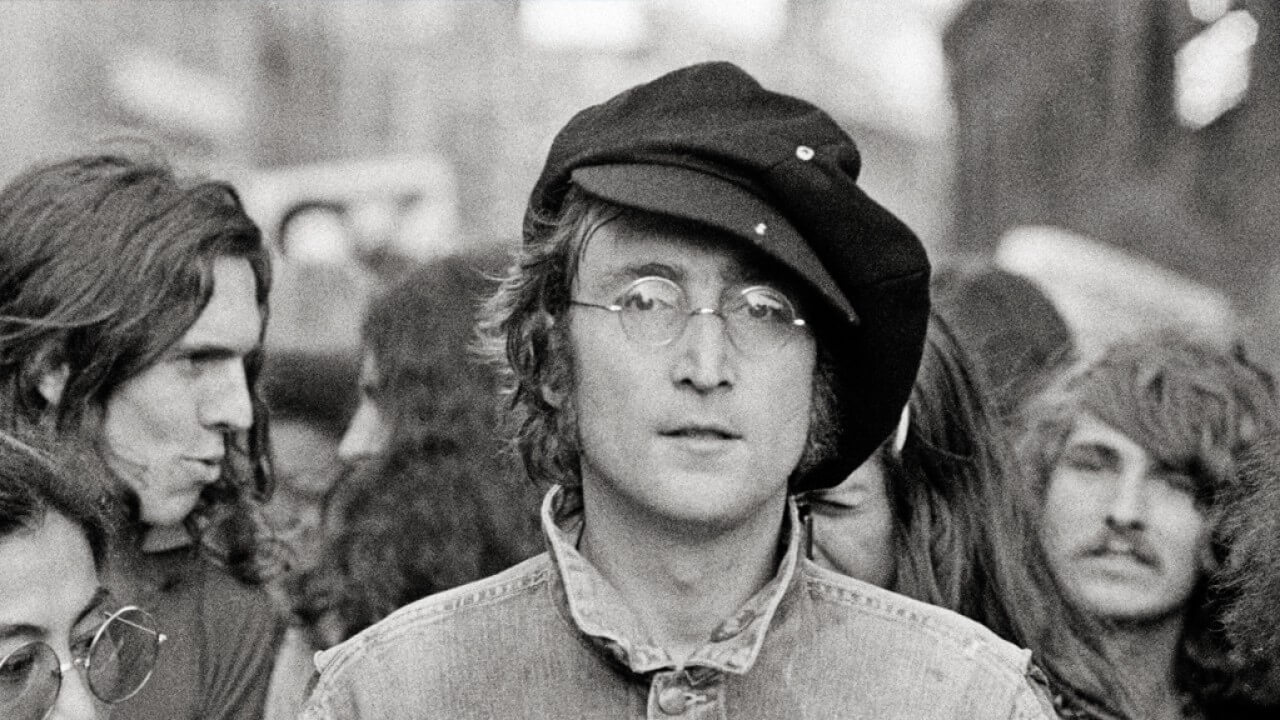 Back In Time: John Lennon talks about Sex Pistols, Madness and B52's