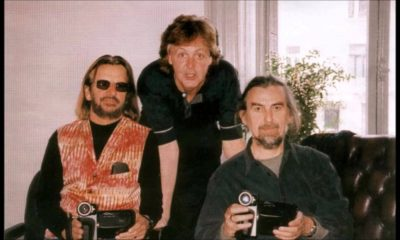 Back In Time: The Beatles reunion at Friar Park in 1994