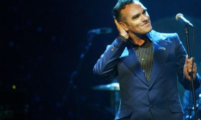 Check out Morrissey new tour dates for the United States
