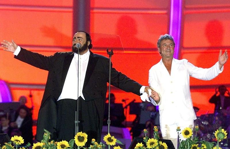 Ian Gillan Pavarotti