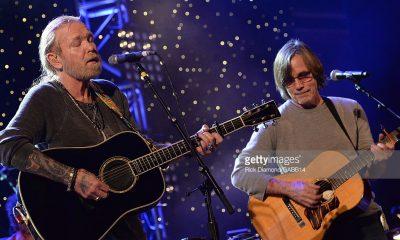 Jackson Browne and Gregg Allman