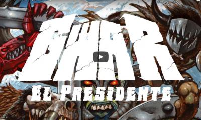 Listen to new GWAR song El Presidente
