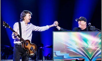 Paul McCartney and Billy Joel 2017