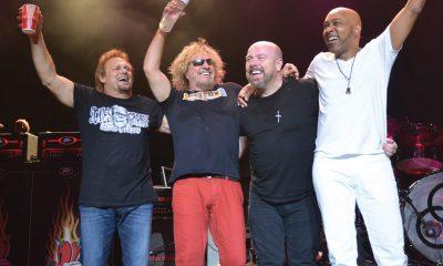 Sammy Hagar says Van Halen's reunion is not on his bucket list