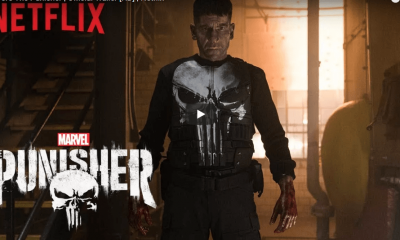 The Punisher trailer is out with Metallica on the soundtrack!