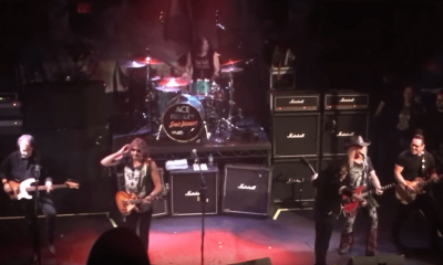 Watch Ace Frehley's Comet band reunion