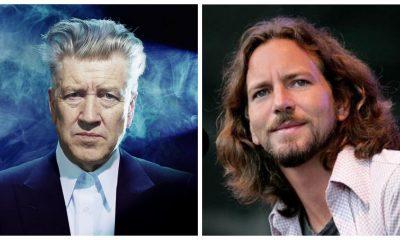 Watch David Lynch conversation with Eddie Vedder