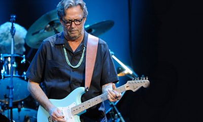 Watch Eric Clapton videos of his most recent show in Los Angeles
