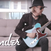 Watch John 5 talking about the Fender Telecaster