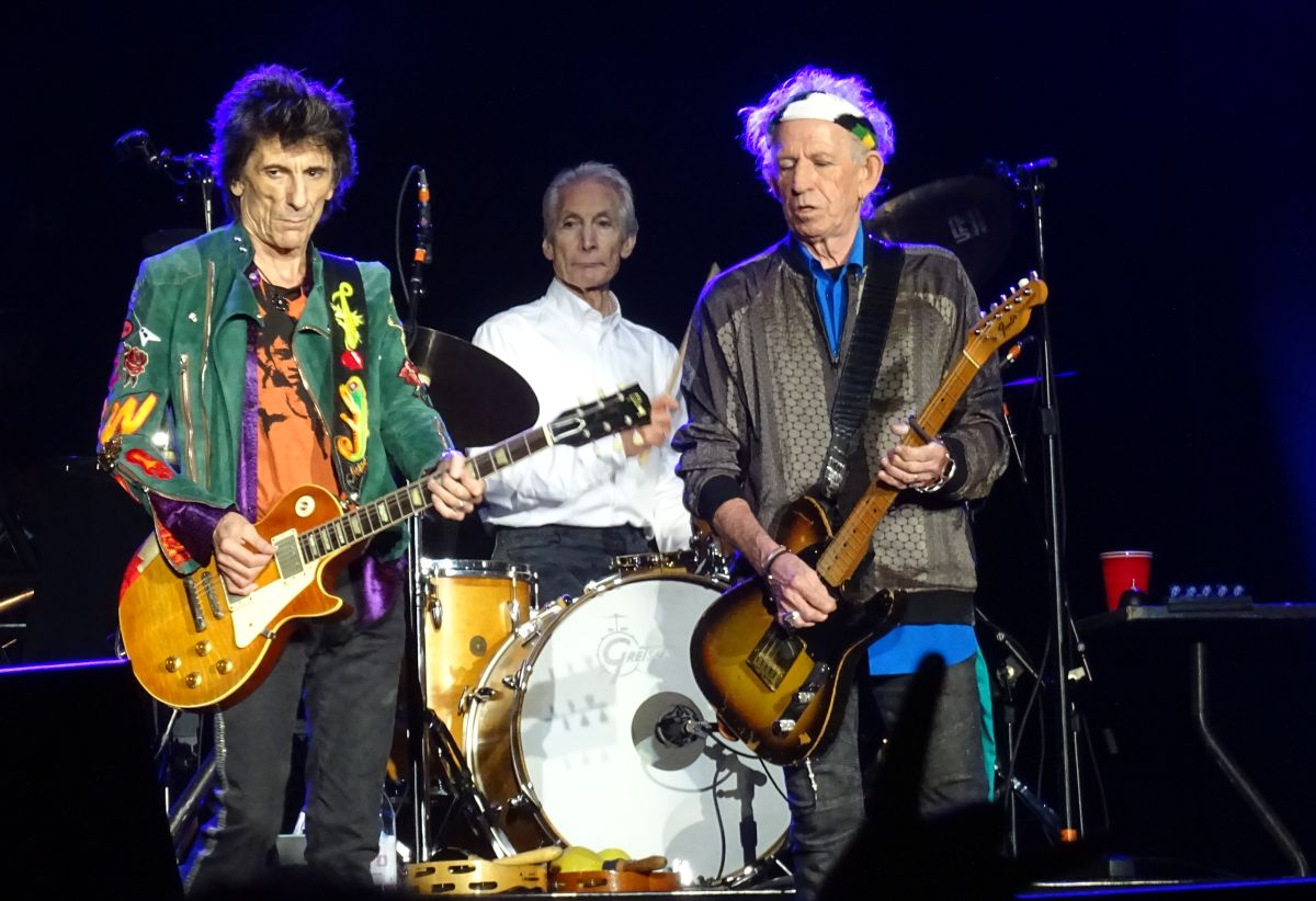 Jazz Fest New Orleans 2018 >> Watch The Rolling Stones performing on their recent concert in Germany