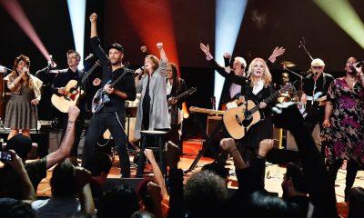 Watch Tom Morello, Nancy Wilson and more perform John Lennon