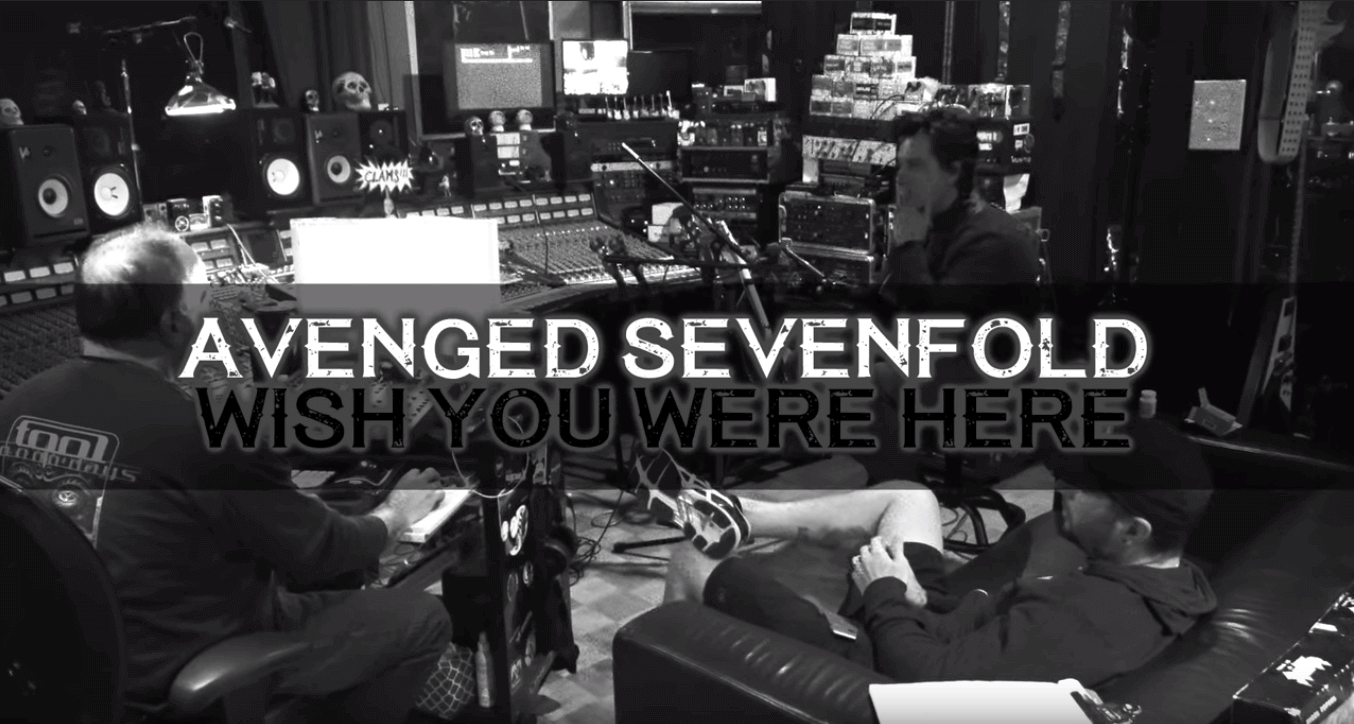 Avegend Sevenfold wish you were here (1)