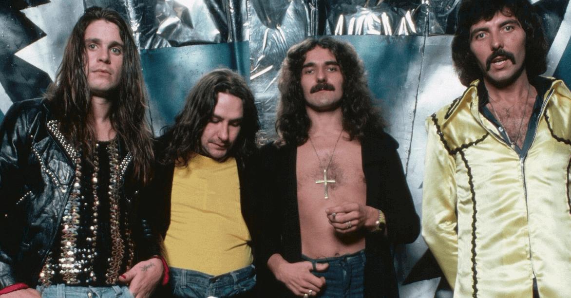 Black Sabbath It's Alright