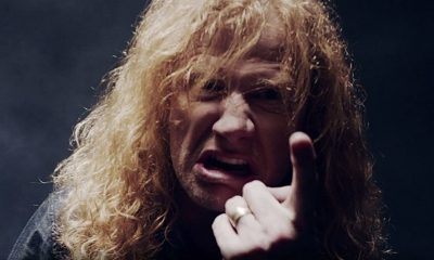 Dave Mustaine Lyme disease