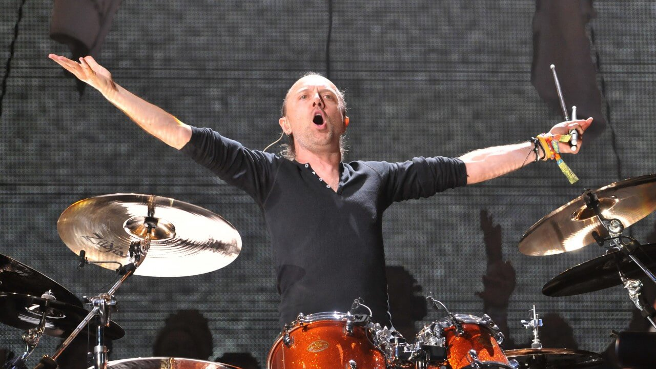 Find out how would it be if Lars Ulrich played drums for Dream Theater