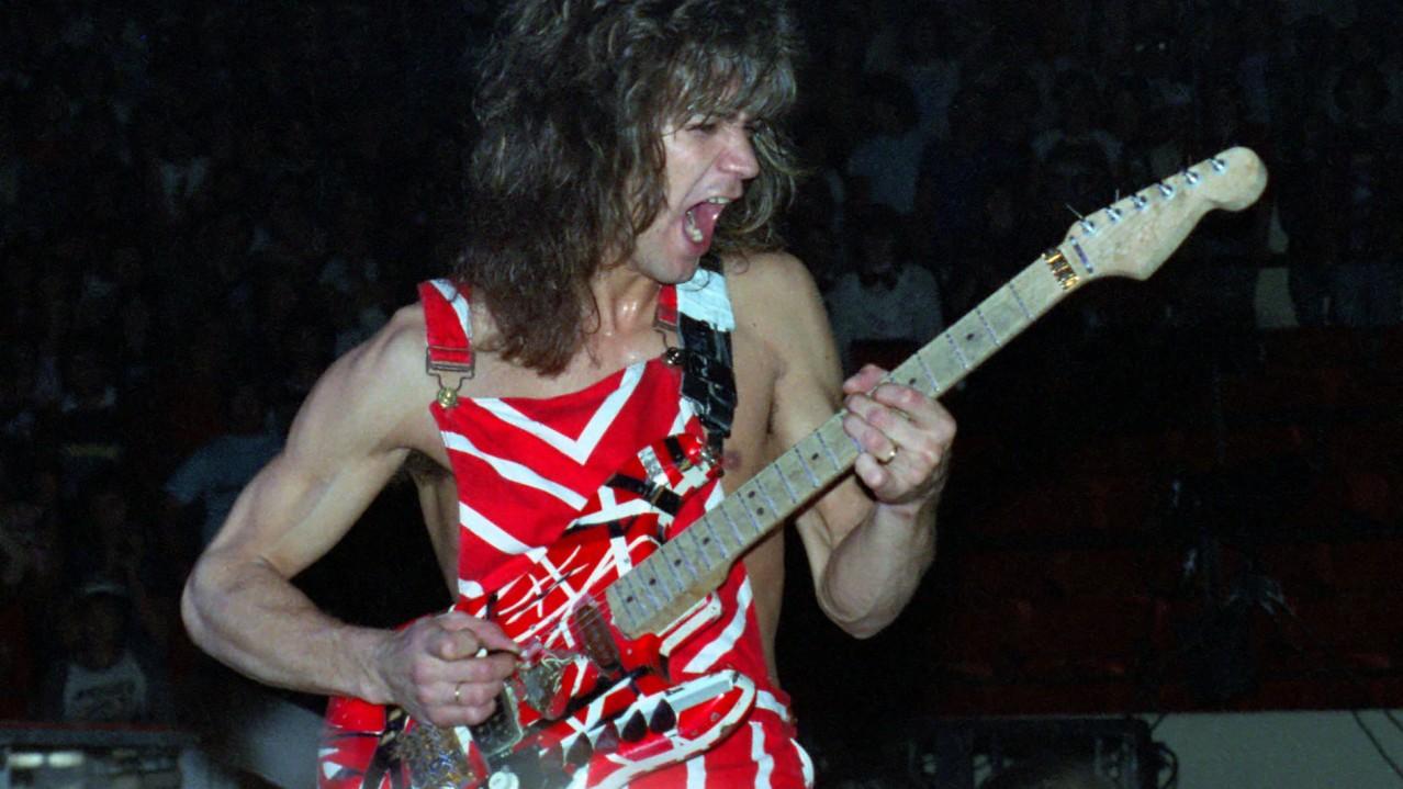 Listen to Eddie Van Halen's isolated guitar track on Hot For Teacher