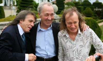 George Young, Malcolm Young and Angus Young