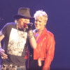 Pink joins Guns N' Roses on Madison Square Garden to sing Patience