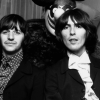 Ringo Starr and George Harrison