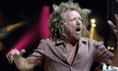 Robert Plant crazy