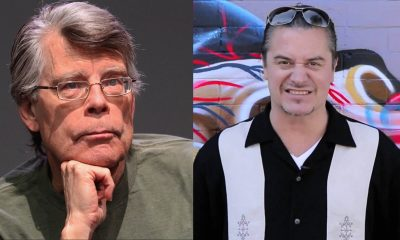 Stephen King and Mike Patton