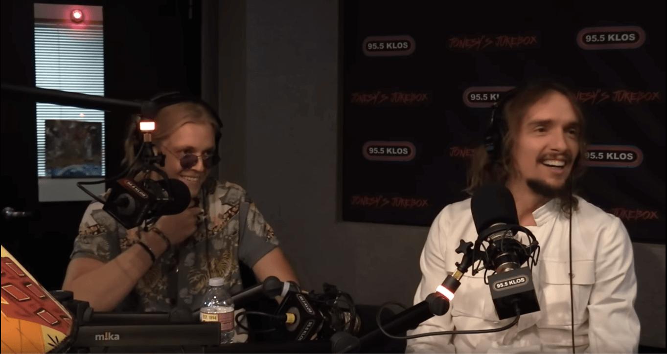 The Darkness interview
