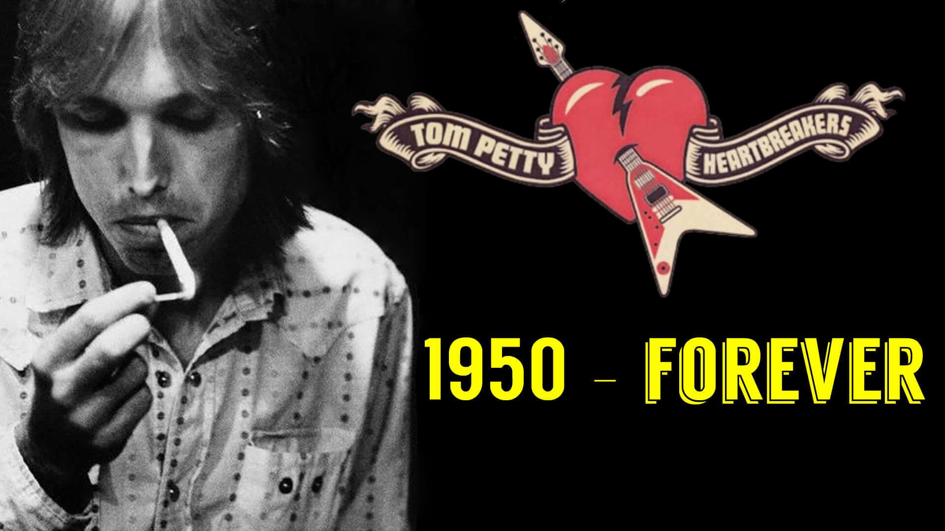 Tom Petty Rip Rock And Roll Garage