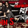 "Watch John 5 talking to Nikki Sixx ""My Favorite Riff"" Series (1)"