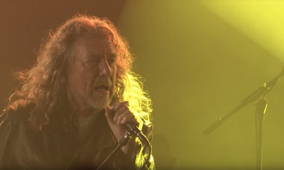 Watch Robert Plant performing Whole Lotta Love on BBC