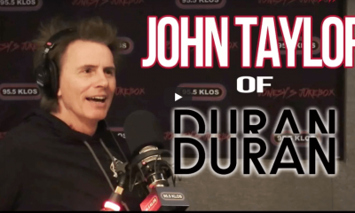 Watch full interview with John Taylor from Duran Duran