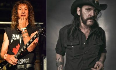 Anvil's leader says he doesn't regret saying no to Motörhead