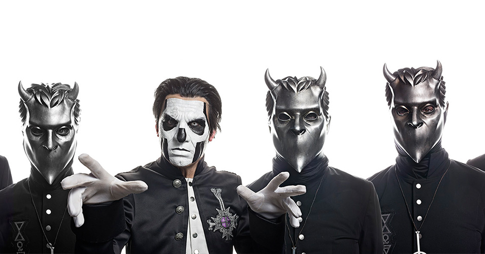 Band ghost