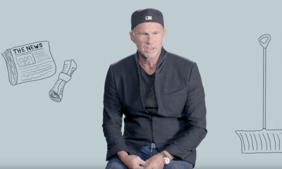 Chad Smith on Pranking the Foo Fighters and the First Music He Ever Bought
