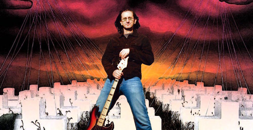Geddy Lee Master Of Puppets